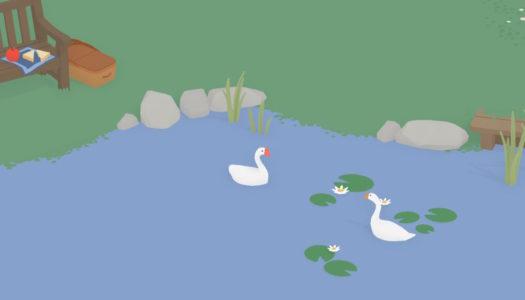 Untitled Goose Game como baluarte del cooperativo local