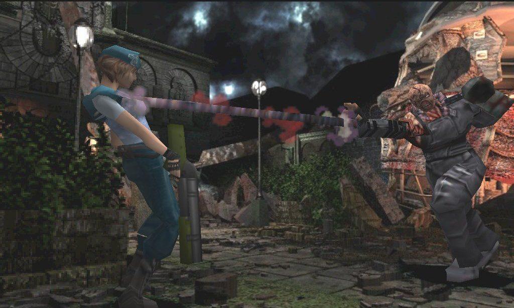 Resident Evil 3 Nemesis Song of Horror
