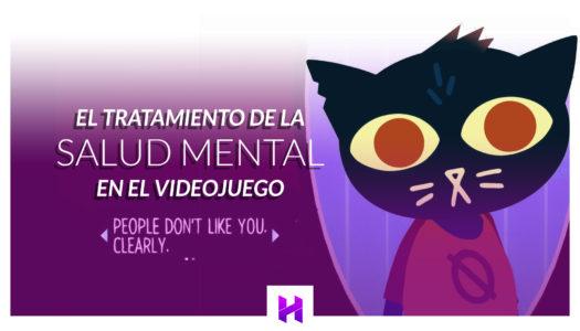 El tratamiento de la salud mental en los videojuegos