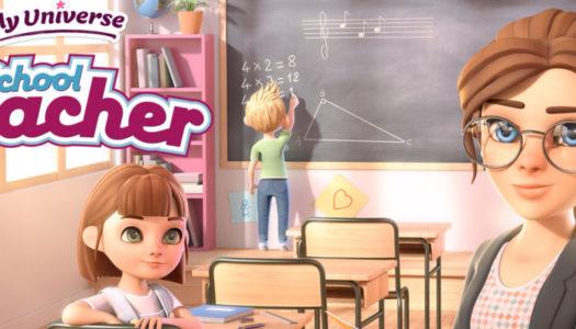 My Universe – Profe de colegio llega hoy a Switch y PlayStation 4