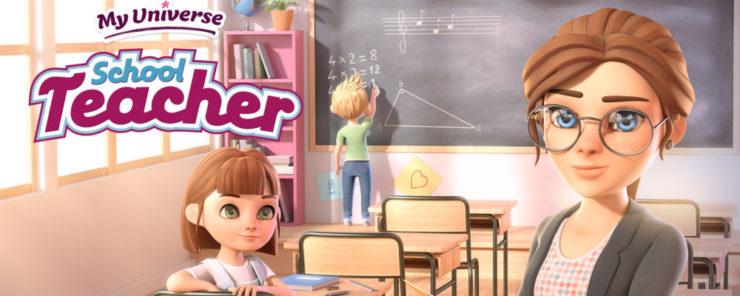 My Universe - Profe de colegio
