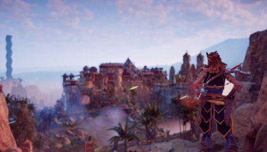 Rejugabilidad y mundos abiertos: Horizon Zero Dawn