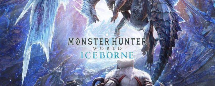 Monster-Hunter-World Iceborne