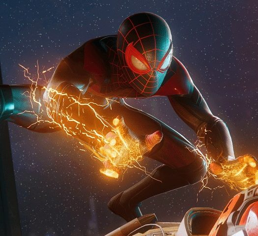 Marvel's Spider-Man: Miles Morales-UH