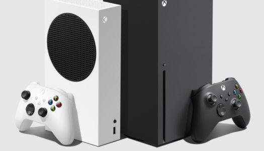 Xbox Series X y Xbox Series S presumen de catálogo de lanzamiento