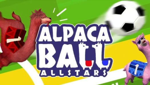 Alpaca Ball Allstars llega hoy a Nintendo Switch y Steam