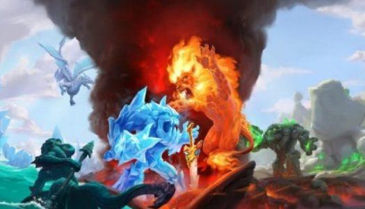 Eldrador Creatures – Battle Tactics llegará en formato físico en noviembre