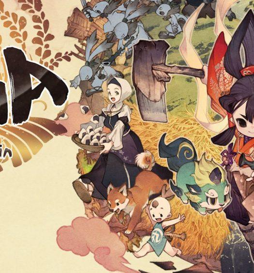 Sakuna: Of Rice and Ruin-UH