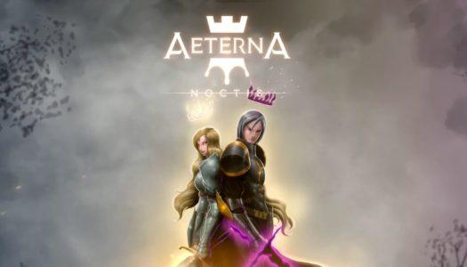 Aeterna Noctis presenta un nuevo gameplay