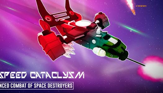 High Speed Cataclysm muestra un nuevo trailer