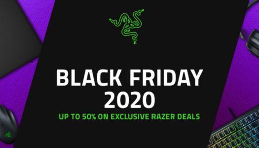 Razer nos lleva al Black Friday antes con sus ofertas