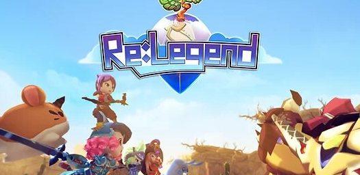 Re:Legend prepara su lanzamiento en PC y consolas