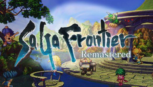 Square Enix anuncia SaGa Frontier Remastered
