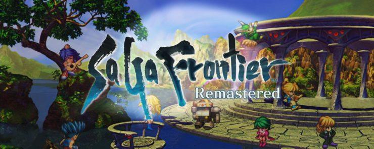 SaGa Frotnier Remastered