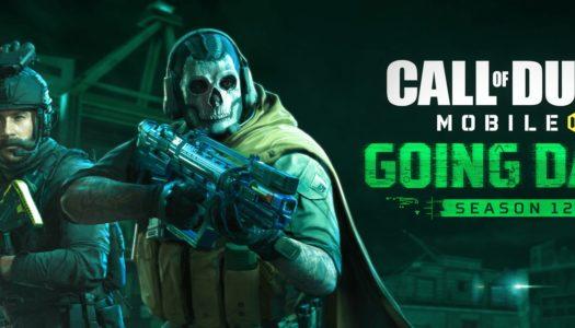 Disponible Going Dark, la nueva temporada de Call of Duty: Mobile