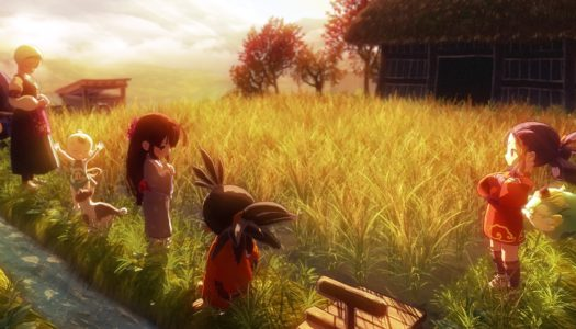 Sakuna: Of Rice and Ruin Limited Edition ya está disponible