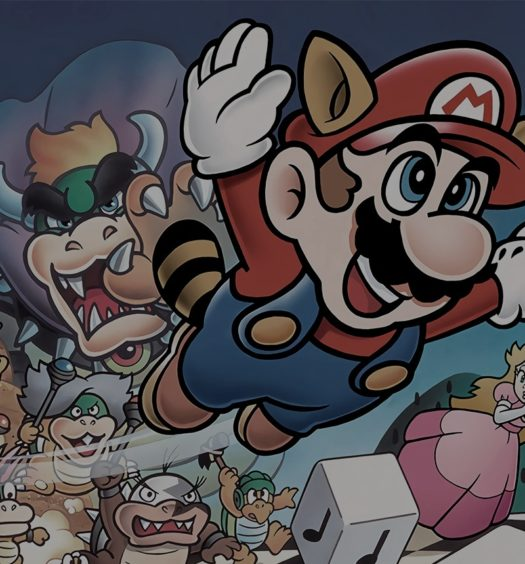 Super Mario Bros. 3 - Destacada