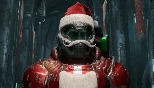 Por fin llega la Navidad a DOOM Eternal