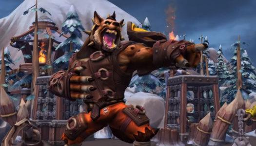 Hogger, el Azote de Elwynn, ha llegado a Heroes of the Storm