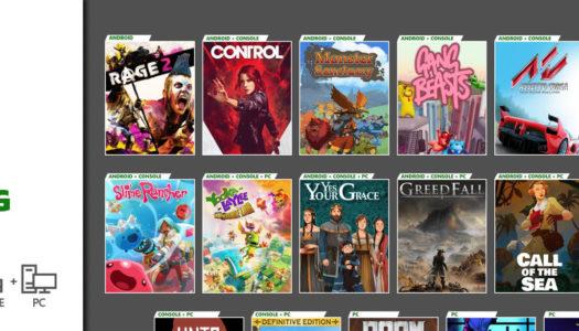 Xbox Game Pass muestra los nuevos títulos que llegarán a su servicio