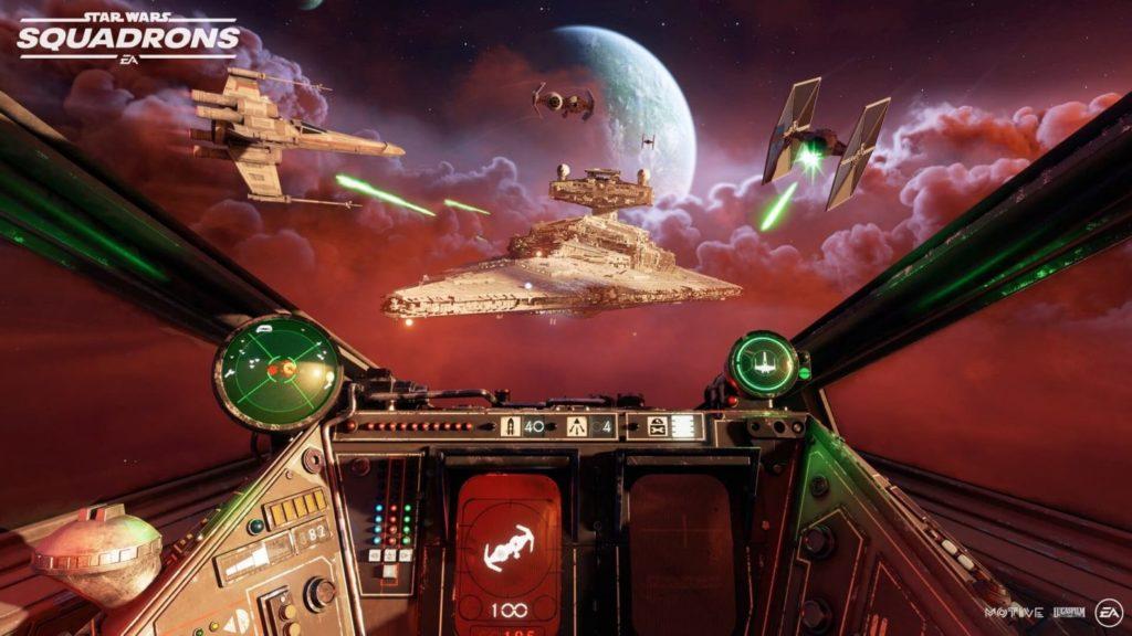 Captura - Star Wars Squadrons