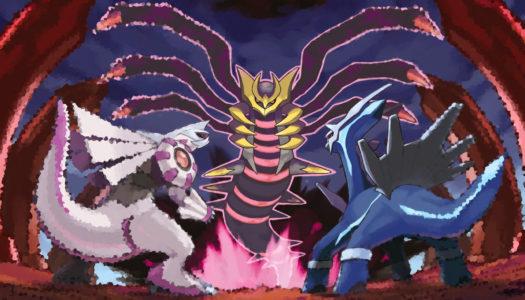 Lo de los remakes de Pokémon Diamante/Perla. Sí, otra vez