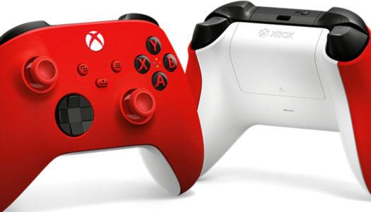 Microsoft presenta Pulse Red, su nuevo mando inalámbrico