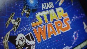 Star Wars Arcade - Marquesina