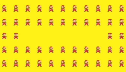 Super Mario Bros. 35 y la pureza del videojuego