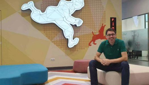 Francesco Cavallari, presidente de Videojuegos sin Fronteras