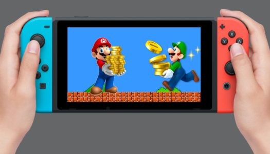 Los ¿sorprendentes? números de Nintendo Switch