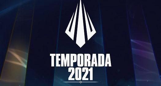 Riot celebrará la temporada 2021 de League of Legends el 8 de enero