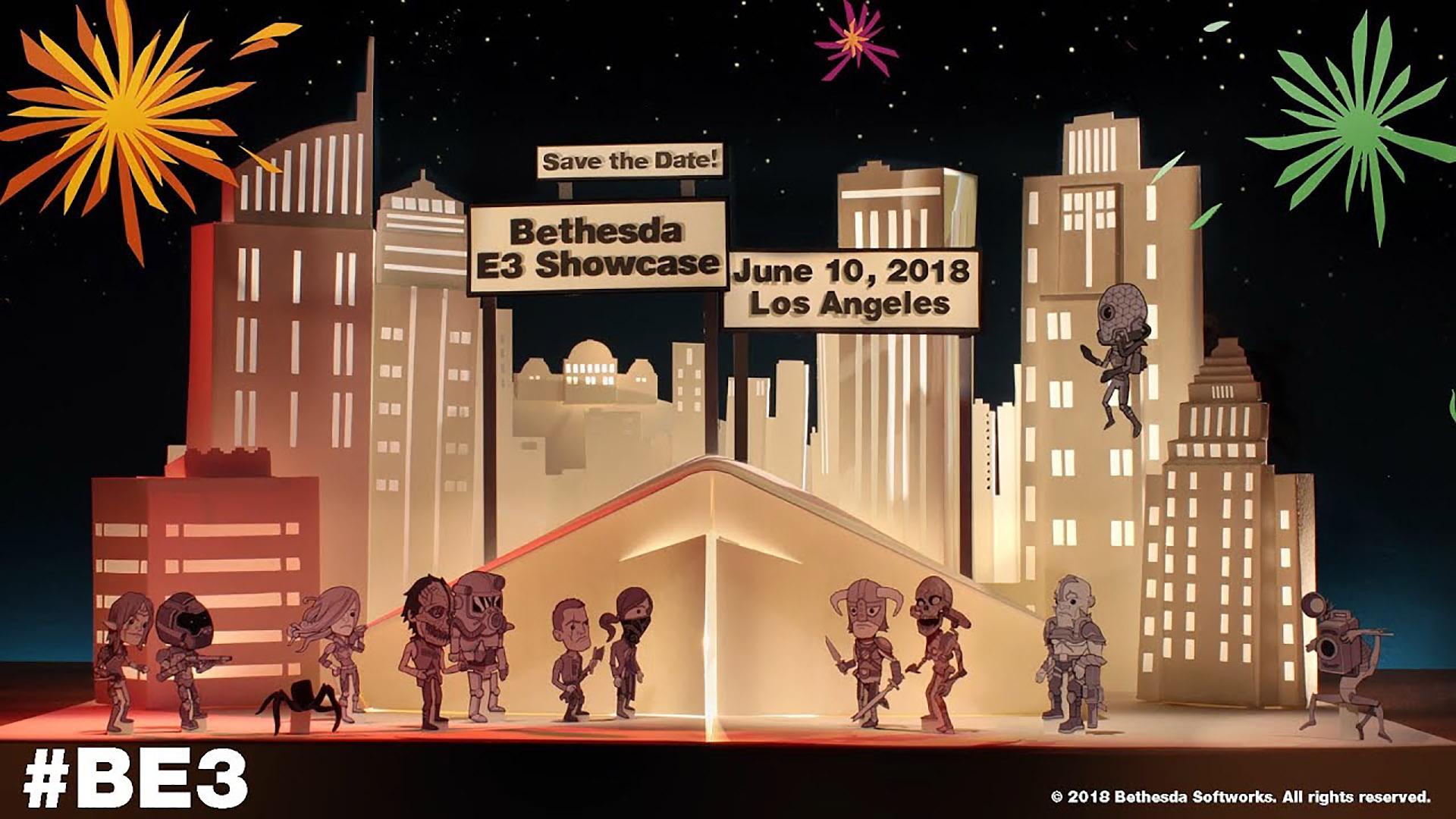 Bethesda-E3 2018