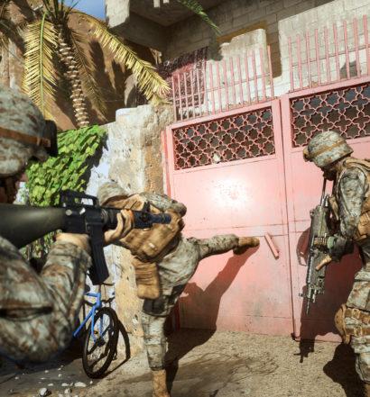 Six Days in Fallujah-Destacada