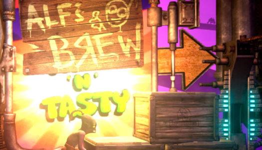 Alf's Escape, el nuevo DLC de Oddworld New 'n' Tasty, llega a Switch