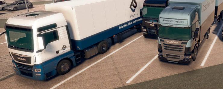 Truck Simulator-UH