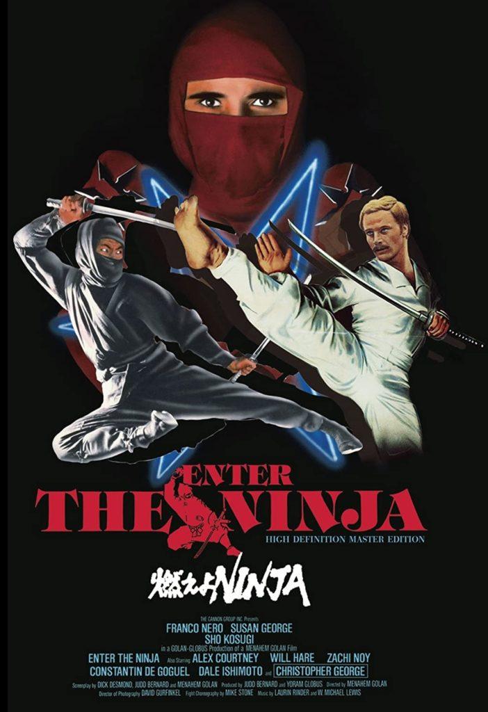 Portada - La venganza del Ninja
