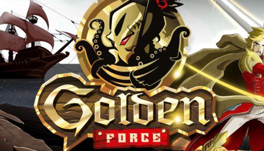 Golden Force ya está disponible para Nintendo Switch