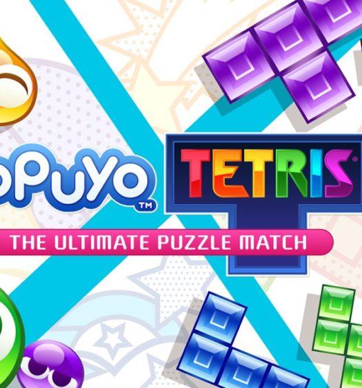 Puyo Puyo Tetris 2-UH