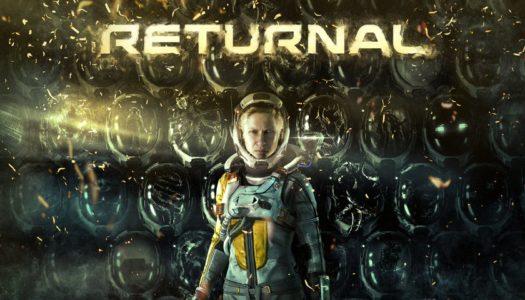 Returnal ya es gold y llegará el 30 de abril a PS5