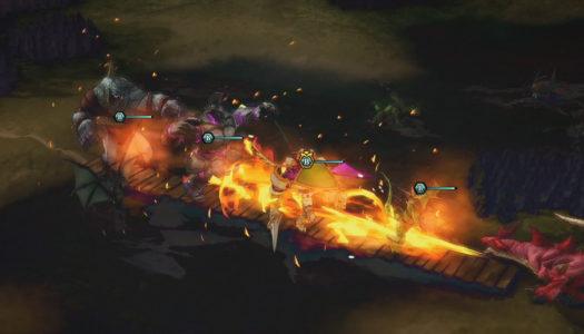 Brigandine: The Legend of Runersia llegará en físico a Switch y PS4