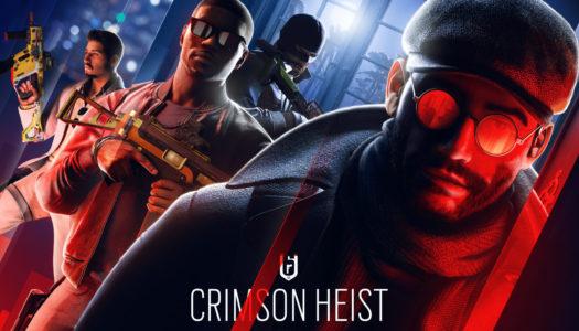 Ya disponible Crimson Heist para Rainbow Six Siege