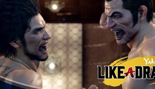Yakuza:Like a Dragon recibe hoy su versión en PlayStation 5