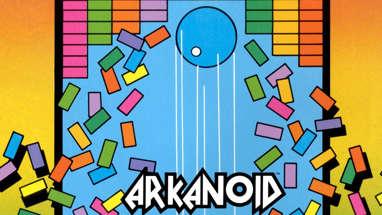 Portada- Arkanoid
