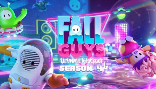 Fall Guys estrenará su cuarta temporada el próximo 22 de marzo