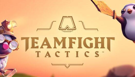 La nueva actualización de Teamfight Tactics llega el 28 de abril