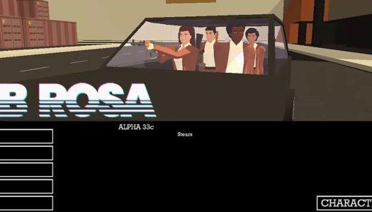 Sub Rosa ya está disponible al público en Steam