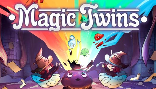 Magic Twins debuta en Nintendo Switch y Steam