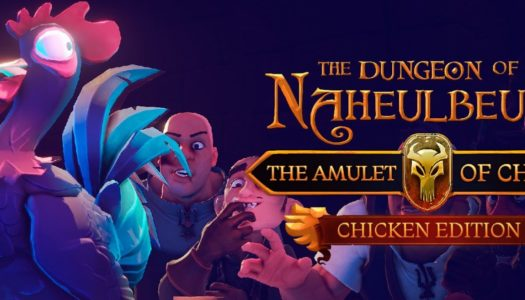 The Dungeon of Naheulbeuk: The Amulet of Chaos llega en junio