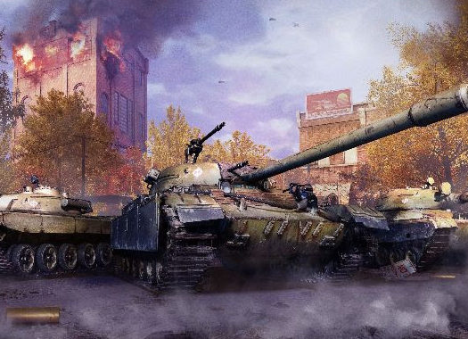World of Tanks-UH-Flashpoint